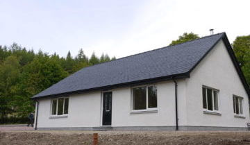 Invergarry a sustainable rural housing development