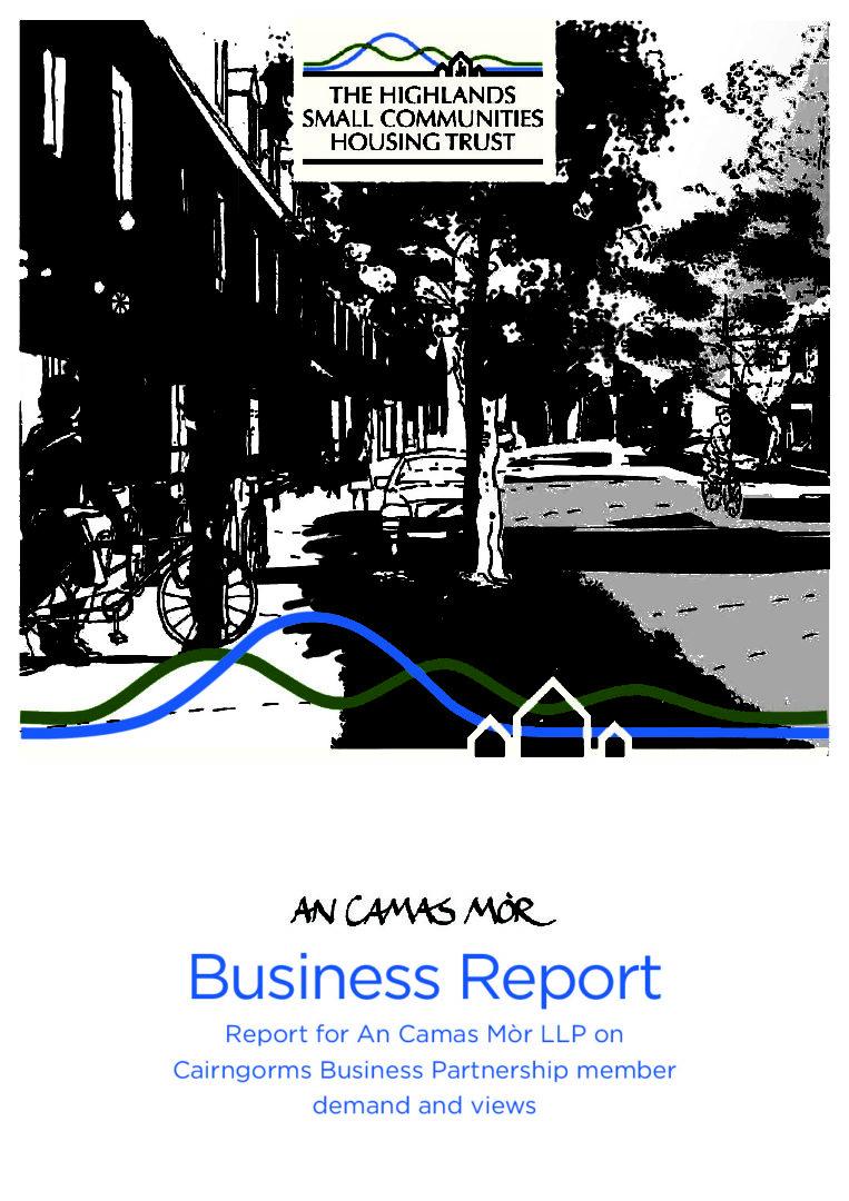 Business report for An Camas Mòr