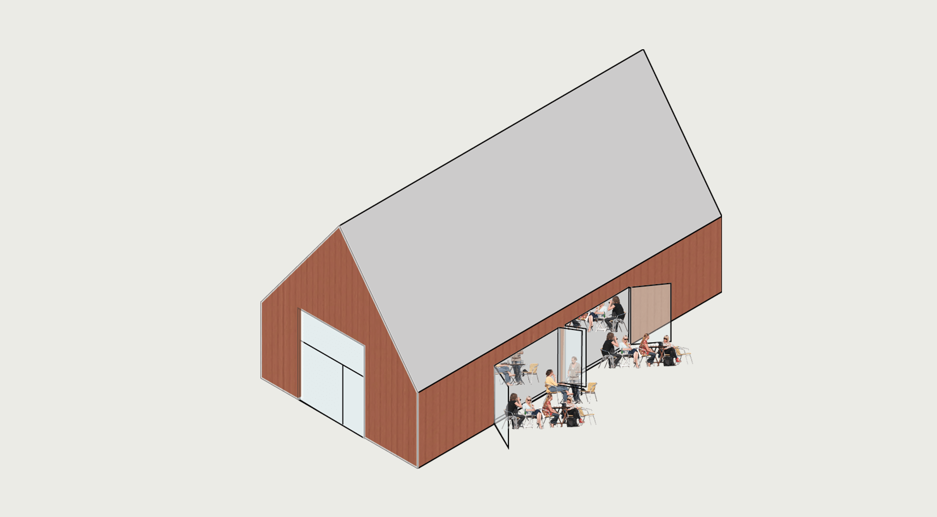 sheds or workshops - An Camas Mor